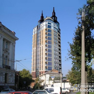 Residential complex «Zarechnoye», Kharkov, Ukraine