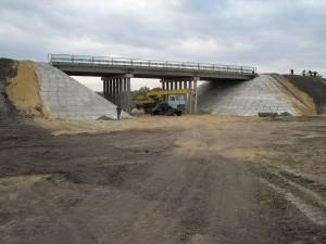 Мост на суходоле
