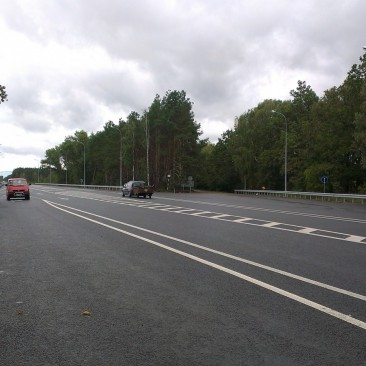 Автомобильная дорога Киев – Ковель