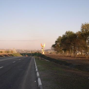 Автомобільна дорога Белгород – Охтирка