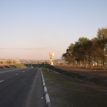 Автомобильная дорога Белгород – Ахтырка