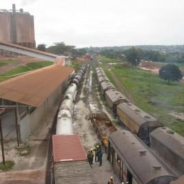 Глиноземный завод «Фригия», г. Фрия, Республика Гвинея